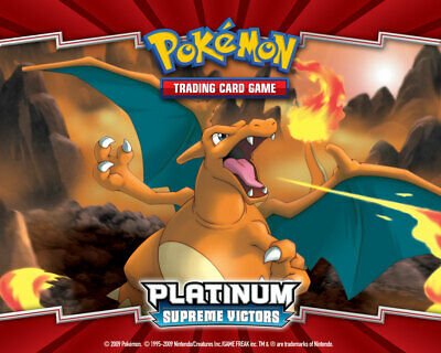 Pokemon cards Platinum Supreme Victors /147 Single cards up to 50% Discount