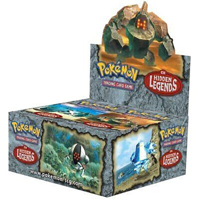 Pokemon cards EX Hidden Legends /101 Single cards up to 50% Discount NEW STOCK