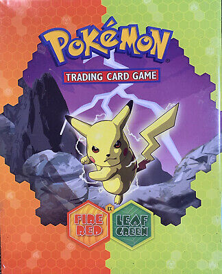 Pokemon cards EX FireRed & LeafGreen /112 Single cards/ FREE POST