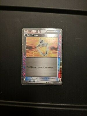 Pokemon Card - Gold Potion - Boundaries Crossed (140/149) Near Mint condition