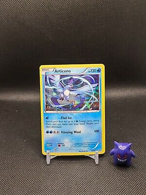 Pokemon - Articuno 16/108 Cracked Ice Holo Roaring Skies Light Play See Pics