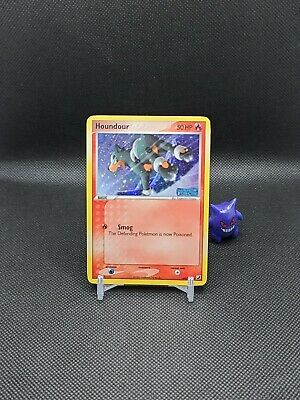 Pokemon - Houndour 60/115 Reverse Holo Ex Unseen Forces Light Play See Pics
