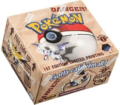 You Choose the Card! Pokemon Fossil Set!! Bulk Discount!