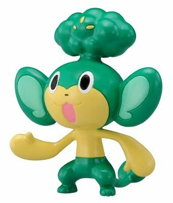 Pokemon Black and White Monster Collection Figure - M-012 - Yanappu/Pansage