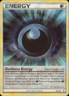 (COL-086) Darkness Energy (Special Energy) (U) Pokemon Call of Legends Card # 86
