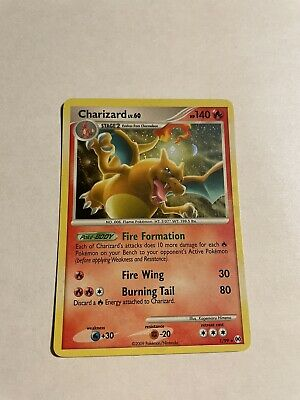CHARIZARD BUBBLE HOLO POKEMON Card ARCEUS (Platinum) Set 1/99 Rare NM