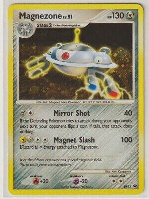 Magnezone - DP32 - Diamond and Pearl Holo Black Star Promo Pokemon Card NM