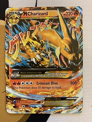 Pokemon Flashfire Singles M Charizard EX 13/106 Ultra Rare