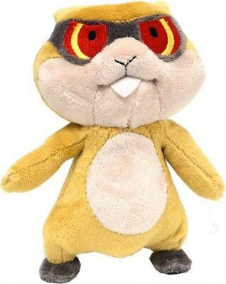 Pokemon Black & White Patrat 6-Inch Plush