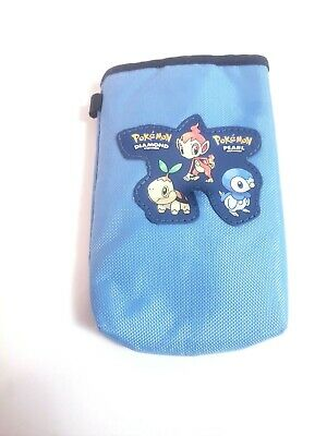 Nintendo Pokemon DS Game Case  Switch -n- Carry Diamond Pearl