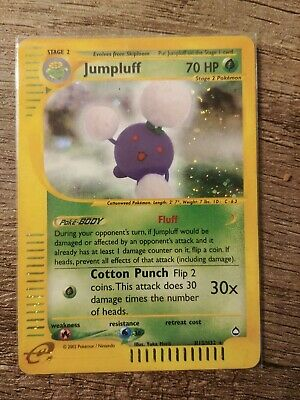 MINT PSA Pokemon Jumpluff Holo H13/H32 Aquapolis  Never Played