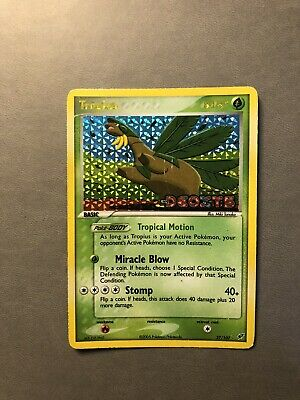 Pokemon - Tropius HOLO - EX Deoxys STAMPED - 27/107 - Lightly Played Condition
