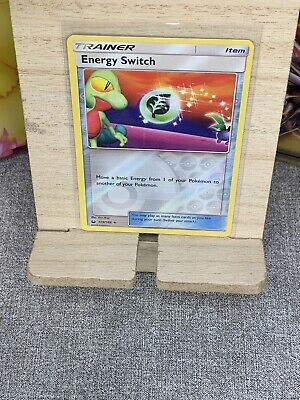 Pokemon: Energy Switch Reverse Holo - 129/168 - Uncommon - Celestial Storm