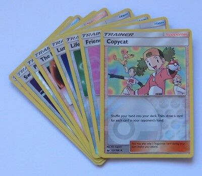 CELESTIAL STORM - Reverse Holo Pokemon TRAINER Cards (Select your card)
