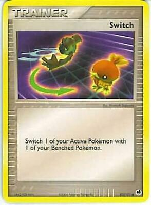 Switch - 83/101 - Common NM Dragon Frontiers Pokemon 2B3