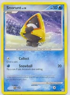 Snorunt - 100/123 - Common NM Mysterious Treasures Pokemon 2B3