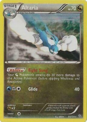 Altaria - 84/124 - Holo Rare NM Dragons Exalted Pokemon 2B3