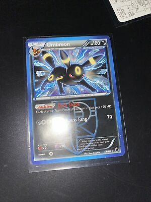 Pokemon Card Umbreon Plasma Freeze 64/116 Holo Rare 💎🔥Mint