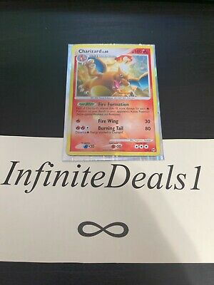 Pokemon: Charizard - Arceus 1/99 - Cracked Ice Holo - Holo Rare - NM
