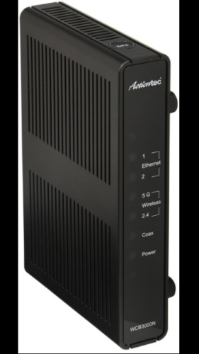 Brand New Actiontec WCB3000N Verizon FiOS Dual Band Wireless Network Extender