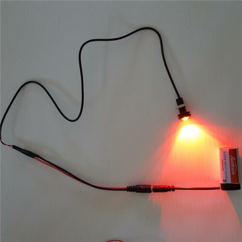 HALLOWEEN PROP Mini LED Flood Light with Effects controller FOR Props or Scenes