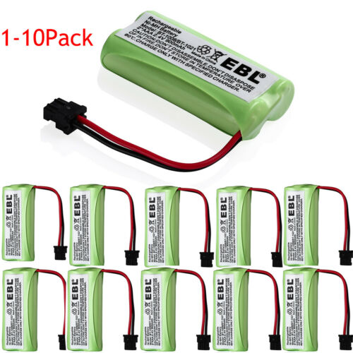 Replacement Battery For Uniden DECT 6.0 BT1008 BT-1021 Cordless Phone 900mAh USA