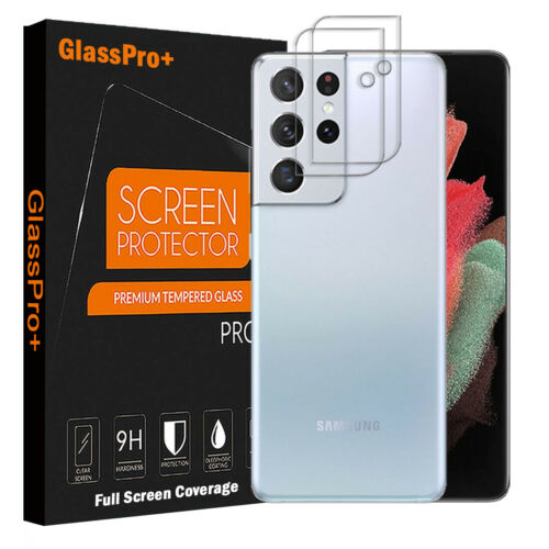 For Samsung Galaxy S21 Ultra S21+ S20 Plus Camera Lens Tempered Glass Protector