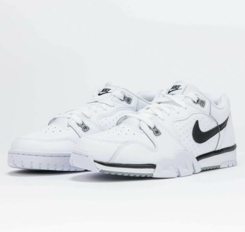 Nike Air Cross Trainer Low White Black CQ9182-106 Training Shoes Sneakers