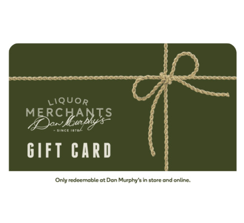 Dan Murphy's Gift Card $25, $50, $100 - Email Delivery