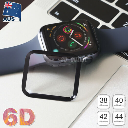 For Apple Watch 6/5/4/3/2/SE iWatch Tempered Glass Screen Protector 38/42/4044mm