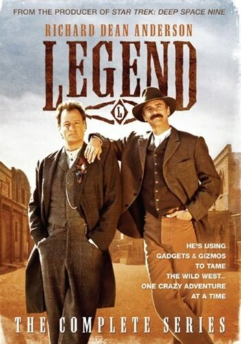 Legend - The Complete Series DVD  NEW