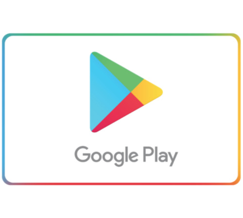 Google Play Gift Code $20, $50 or $100 - Email Delivery
