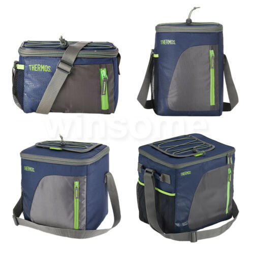 6/12/24/36 Can Thermos Insulated Cool Bag Cooler Box Picnic Camping Food Drink