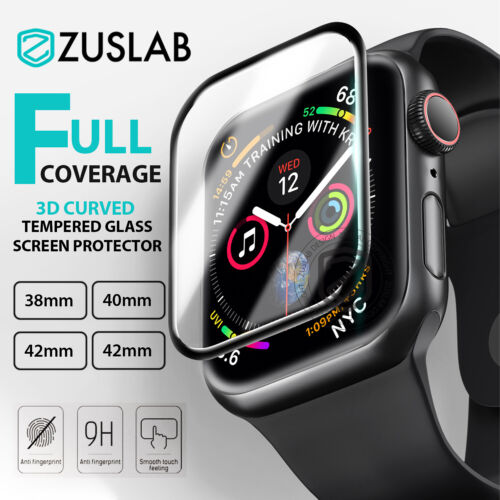 For Apple Watch iWatch Series 2 3 4 5 6 SE 38/40/42/44mm Glass Screen Protector