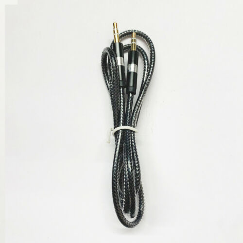 10ft Aux Cord 3.5mm Male to Male  For Car Headphone iPhone Auxiliary Audio Cable