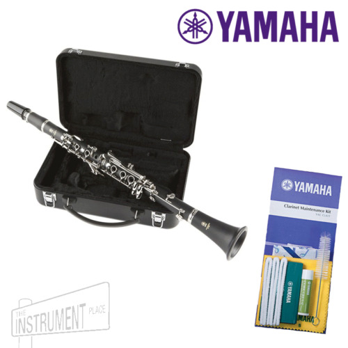 Yamaha YCL-255 Upgraded Student Bb Clarinet - Used / MINT CONDITION