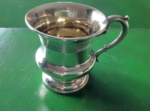ANTIQUE GEORGIAN SILVER CUP - 1828