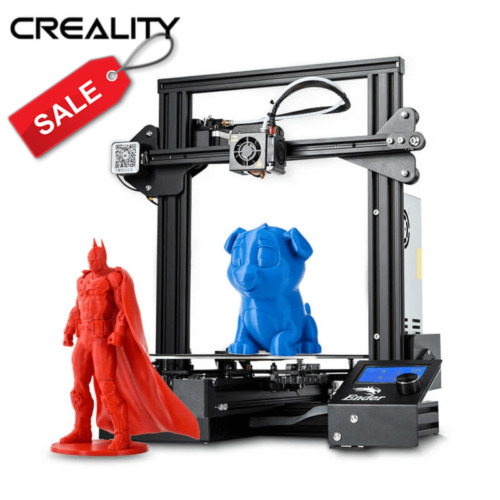 Used Creality Ender 3 Pro High Quality 3D Printer Promotion Sales