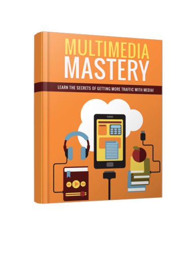 Multimidia Mastery Pdf eBook w/ Full Master Resell Rights +Free Shipping + Gift!