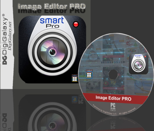 Complete Professional Photo Image Editing Software  (Windows 10 compatible)