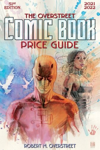 *NEW* OVERSTREET Comic Book Price Guide (2021-22) #51 - PICK YOUR COVER
