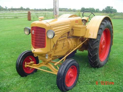 Tractor for sale 1940 Minneapolis-Moline ZTS FULLY RESTORED with origiinal parts