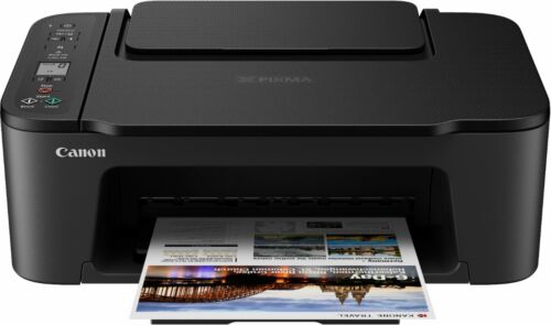 Canon PIXMA TS3520 Wireless All-in-One Inkjet Printer Alexa (Ink Not Included)