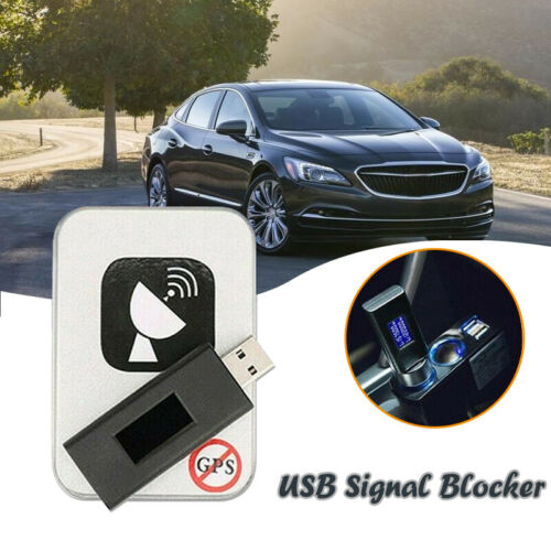 GPS Flash Shield For Auto Car Vehicle Tracking System Self Signal Security Tool
