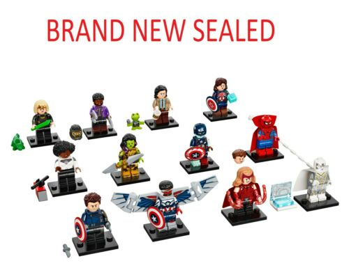 LEGO 71031 Marvel Minifigures NEW SEALED UNOPENED You Pick Complete IN HAND