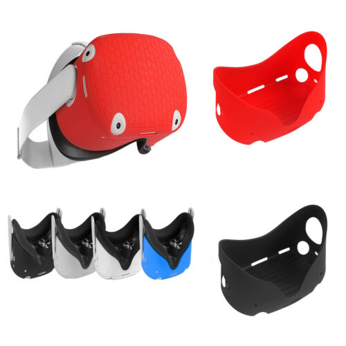 Silicone Sleeve Protective Case Skin Protective Cover Shell For Oculus Quest 2