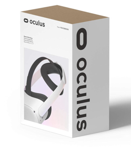Oculus Quest 2 Elite Strap for Enhanced Support and Comfort BRAND NEW UNOPENED