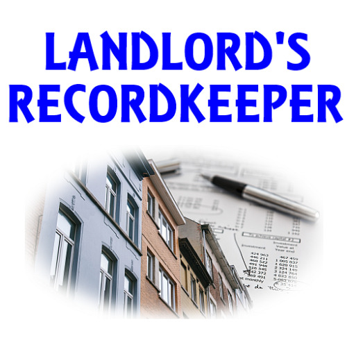 Landlord's Recordkeeper: Rental Property Bookkeeping Software for the Landlord