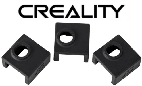 3-Pack Genuine Creality 3D® Silicon Sock  Ender 3 CR-10