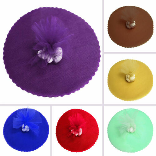 """400 pcs 9"""" TULLE WRAPPERS CIRCLES for Wedding Party Favors DIY Crafts SALE"""